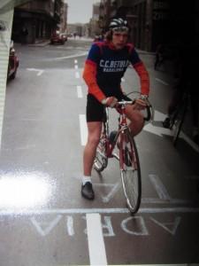 Alberto Faricle - Presidente Club Ciclista Los Muros