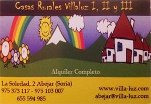 Casa Rural Villaluz